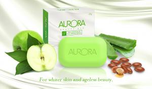 i-FERN Aurora Swiss Apple Soap