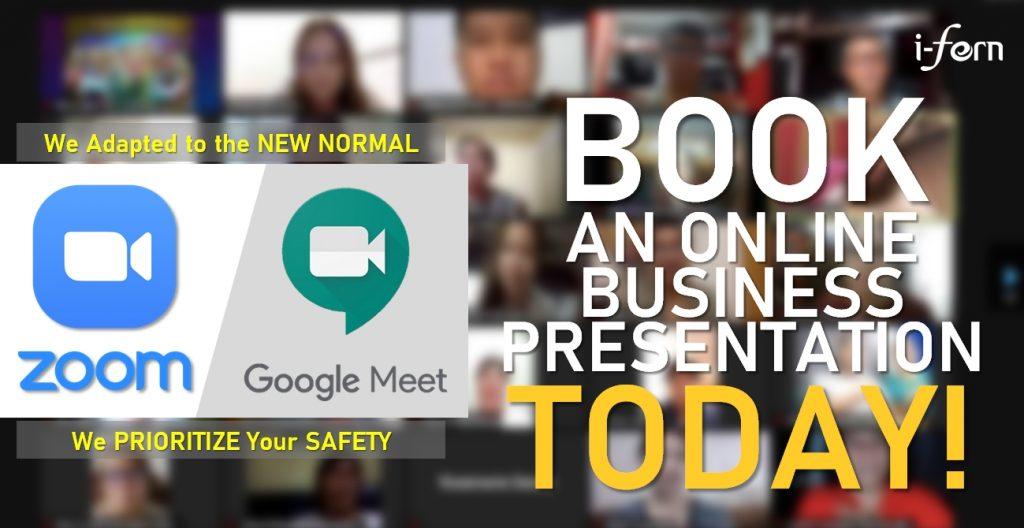 i-FERN Zoom Meetings